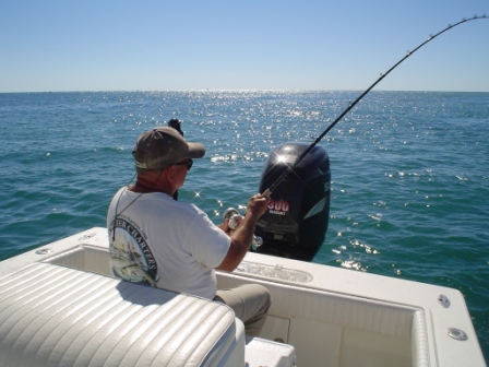 Boca Grande tarpon fishing in October