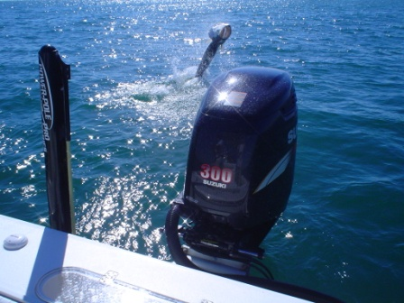 Tarpon Fishing October 2010 in Boca Grande Pass