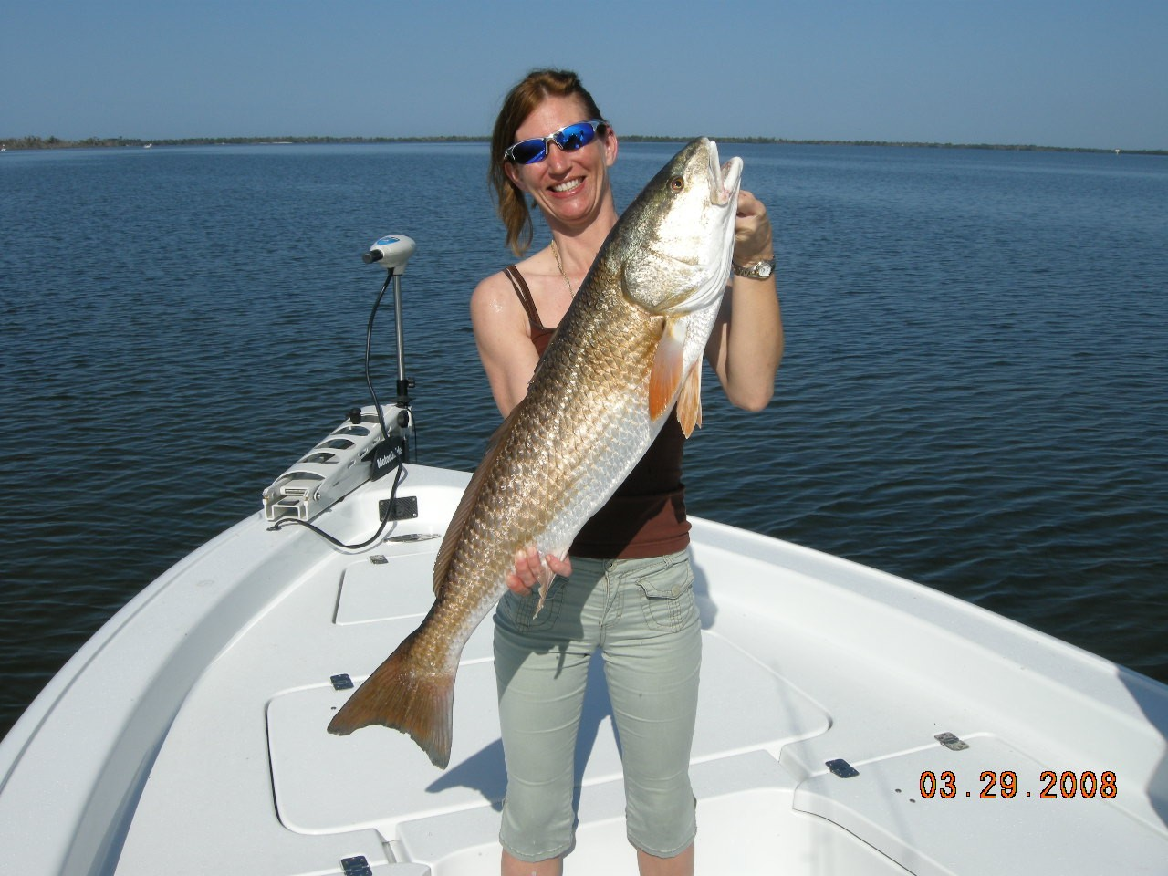 redfishing Boca Grande