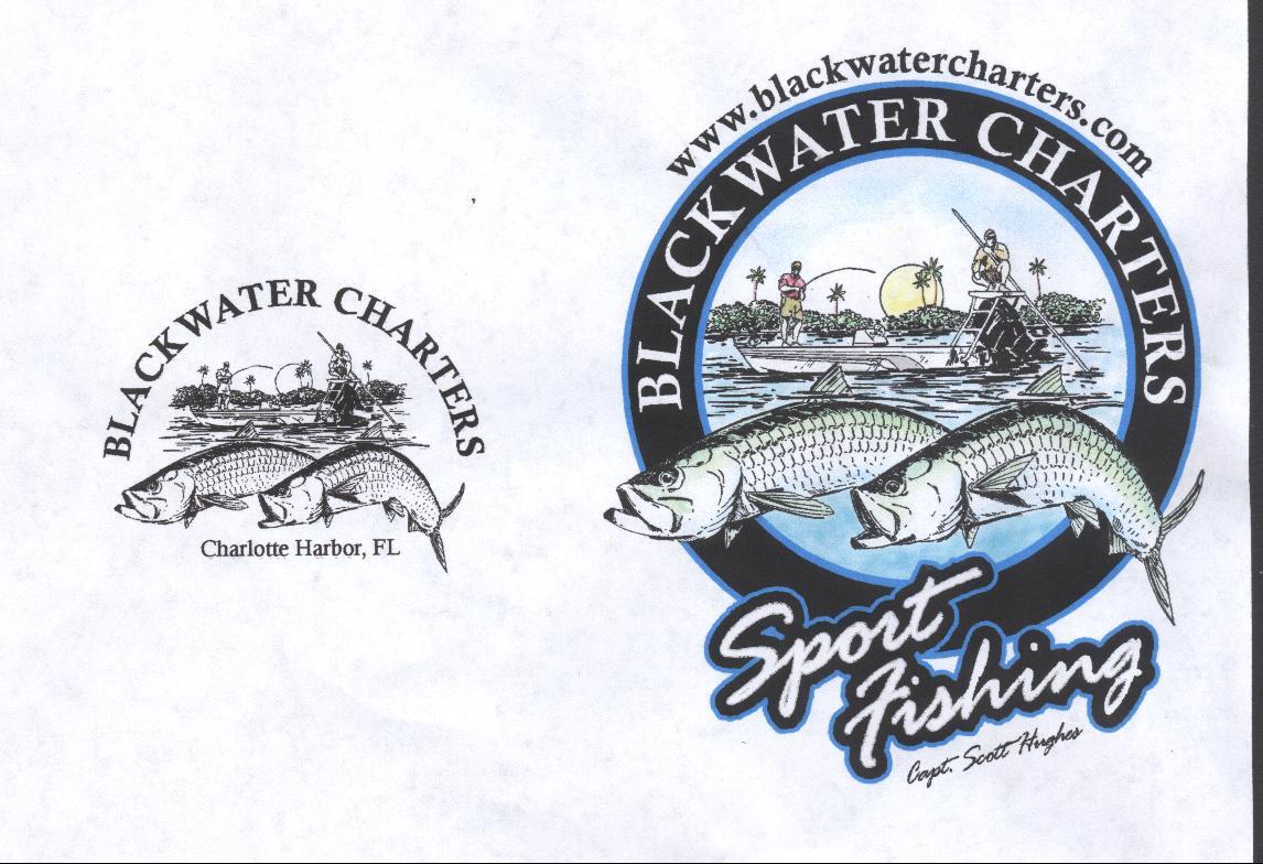 Florida fishing guides tarpon fishing charters in florida for Fishing logo t shirts