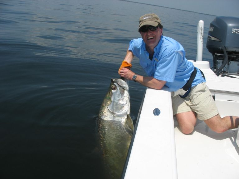 Sanibel Tarpon Fishing