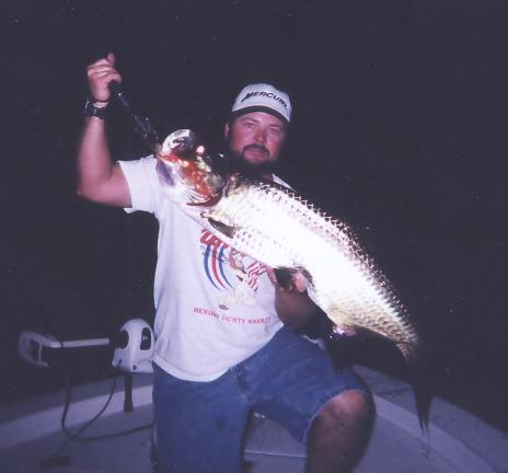 Tarpon Fishing Charters located near Punta Gorda Florida