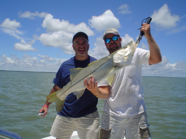 Snook fishing Southwest Florida