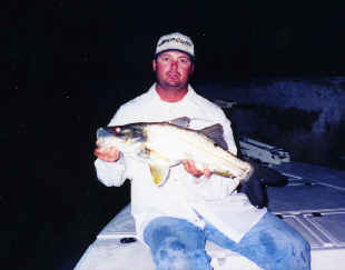 night fishing Fort Myers