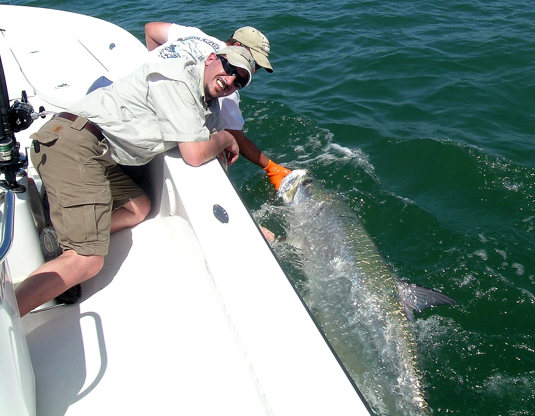 Florida tarpon fishing