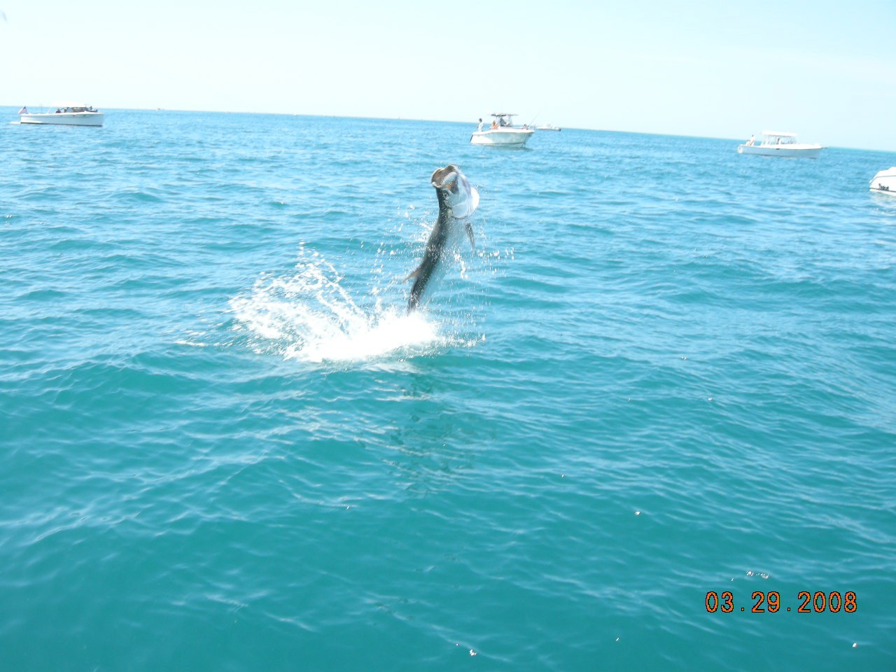 Boca Grande Pass tarpon fishing