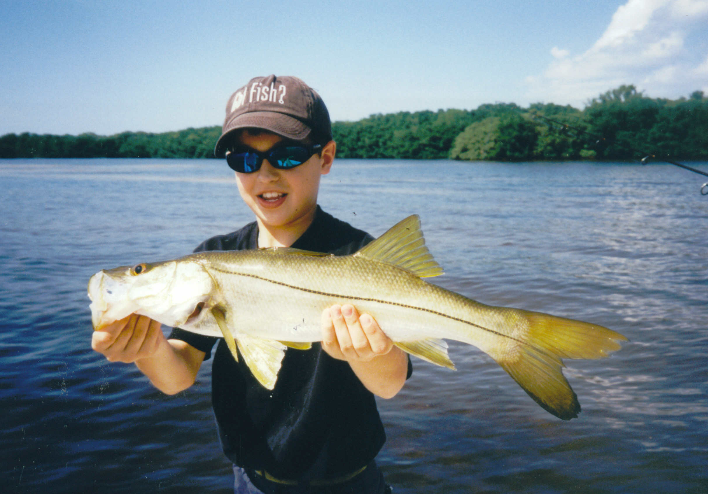 Snook fishing in Charlotte Harbor