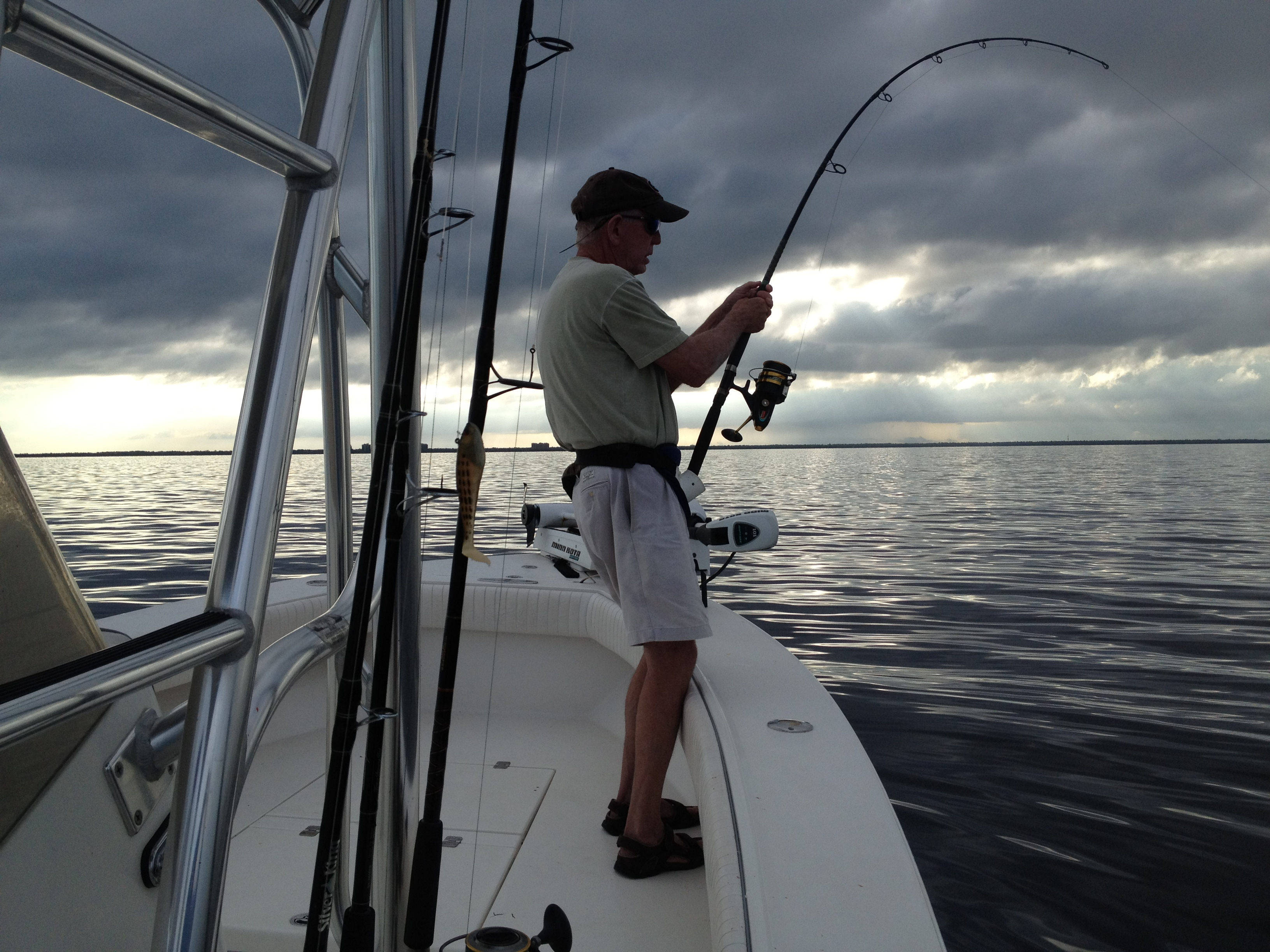 charlotte harbor tarpon fishing charters near burnt store marina, Punta Gorda, Florida